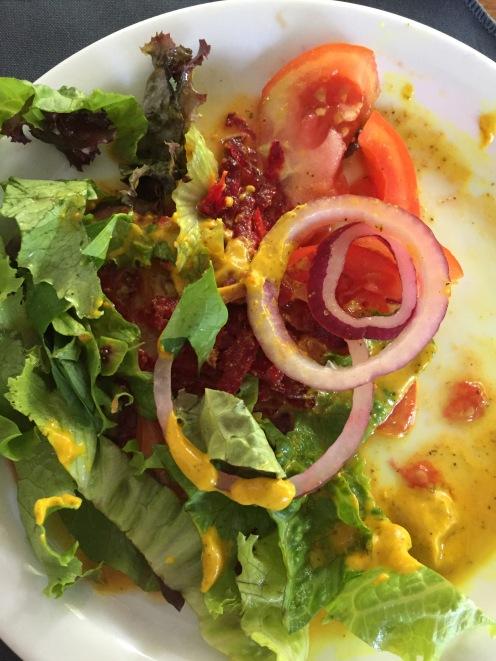 Tumeric Salad