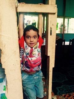Costa Rican Boy