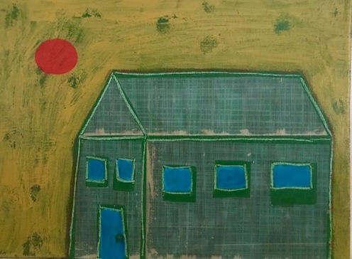Yellow Sky House
